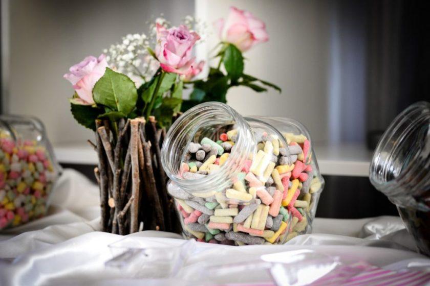 süßigkeiten für candy bar, candy bar zubehör, candy bar selber machen, candy bar ideen