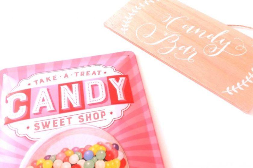 vintage candy bar, diy candy bar, candy bar hochzeit