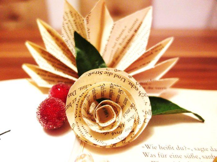 DIY Hochzeit, papeterie selber machen