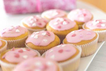 Deine Candy Bar in pink