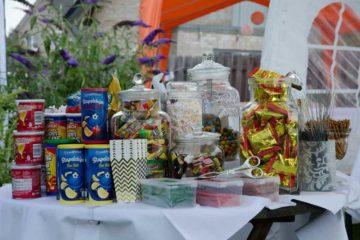 Candybar Ideen für deine Hochzeit