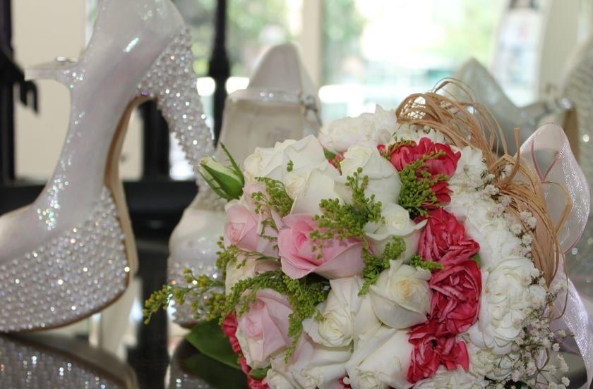 Brautschuhe Rainbowschuhe