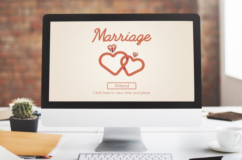 Wedding Homepage